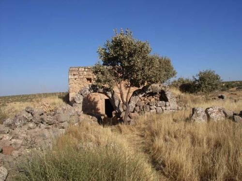Die ehemalige Friedhofskapelle - wird als Kirche neu wieder aufgebaut