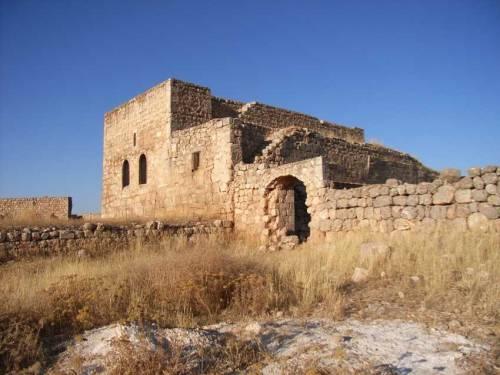 Blick auf das alte Kafro