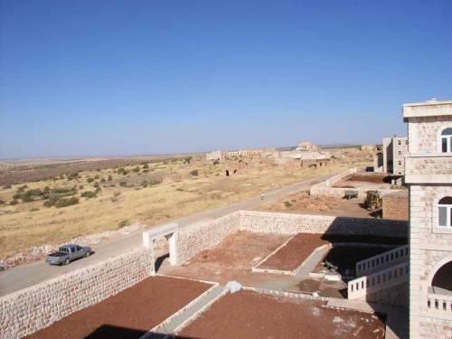 Eindrücke von Kafro, dem Dorf der Rückkehrer - neu und alt Kafro