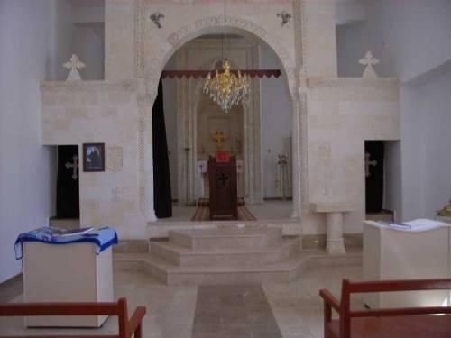 In Marbobo: Renovierte Kirche