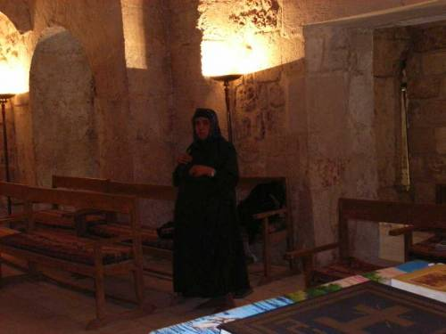 In Hah mit der wunderschönen Marien Kirche 5.Jhd. n.Chr.