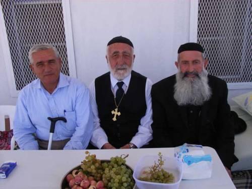 In Miden: Malpho Isa, Abuna Yuhanun und abuna Melki Toc