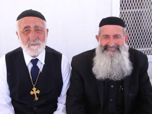 In Miden: Abuna Yuhanun und abuna Melki Toc