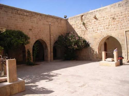 Eindrücke vom Kloster Zafaran bei Mardin
