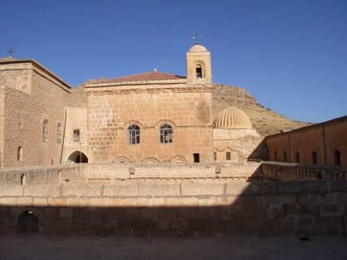 Eindrücke vom Kloster Zafaran und Umgebung