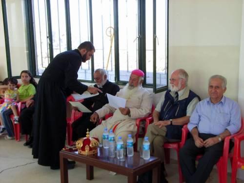In Karanjo wurde von Bischof Thoma ein neuer Pfarrer eingesetzt.