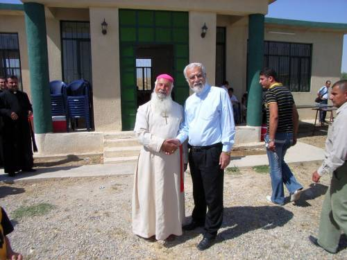 Gottesdienst und Fest in Karanjo mit Bischof Thoma