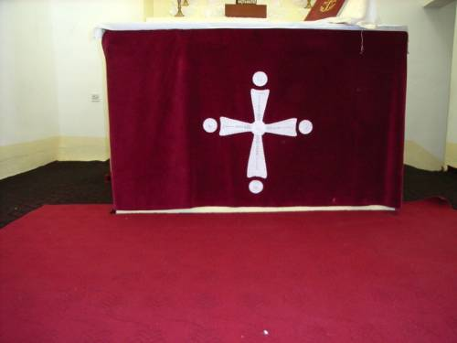 Besuch bei den armenischen Christen in Avzrog