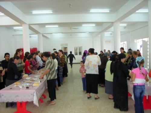 neue Bischofskirche in Dohuk