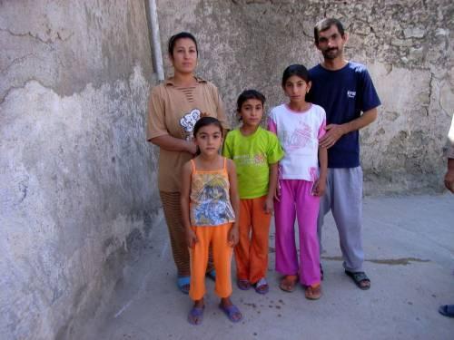 Begegnungen mit Menschen 2007
