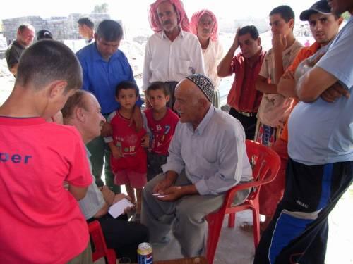 Begegnungen mit Menschen im Nordirak 2007