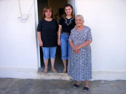 Im armenischen Dorf Hawresk