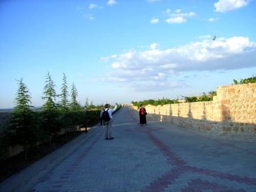 Bilder aus dem Kloster Mar Gabriel