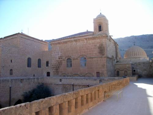 Kloster Deyrulzafaran bei Mardin