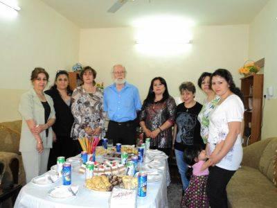 Ishtar House, eine aktiven Frauenorganisationen in Kirkuk