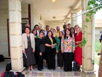 Frauen Organisationen in Telskuf