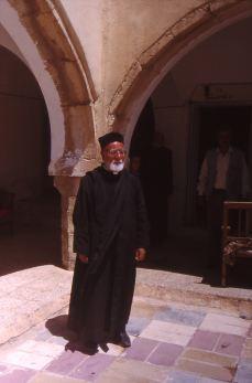 Abt des chaldäischen Klosters