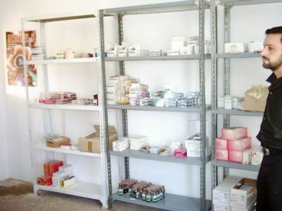 Viele neue medizinische Stationen wurden nach 2003 gebaut