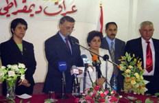Assyrische PolitikerInnen