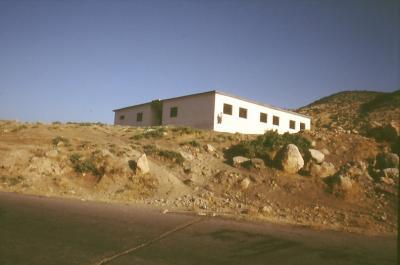 Schule von Hermasch - im Jahr 1997