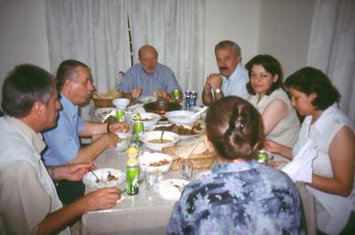 Gastfreundschaft in Erbil