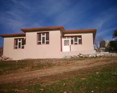Ein neues Haus für den Lehrer