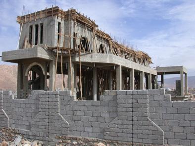 In Dohuk wird eine enue Kirche gebaut