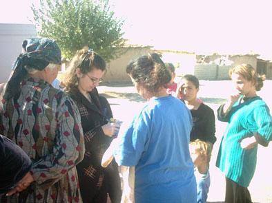 Frauen unter sich mit Dr. Haifa