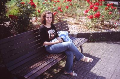 Dr. Haifa am Bodensee in Deutschland - August 2005