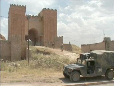Nineveh Tor in Mosul