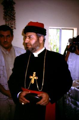 Bischof Isaak