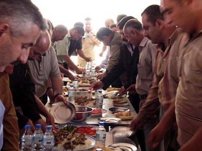 Zeltlager Sept. 2005