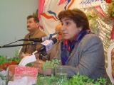 Die assyrische Ministerin in der irakischen Übergangsregierung im Jahr 2004, Pasquale Warda