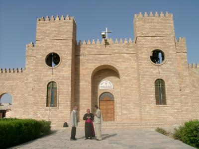 Chaldäische Bischofskirche in Erbil
