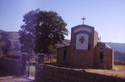 Neue Kirche in Hezani
