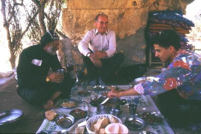 Mittagessen in Salah