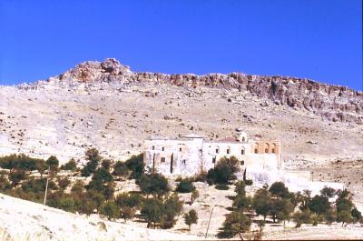 Kloster Deir el Zafaran bei Mardin