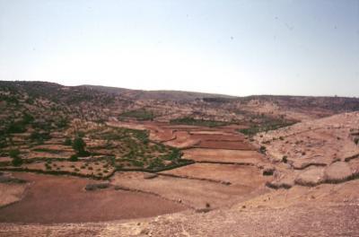 Landschaft im Tur Abdin