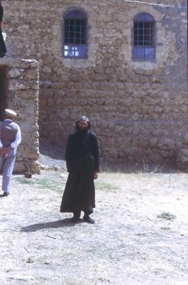 Der Abt vom Kloster Melki