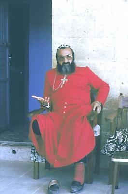Erzbischof Timotheos Samuel Aktas