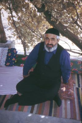 Abuna Gabriel von Baksyan - im Jahr 1994