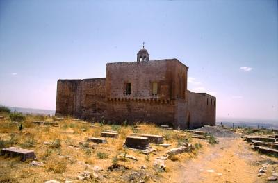 Taufkapelle St. Michael in Mardin, einer der ältesten Kirchen im Tur Abdin