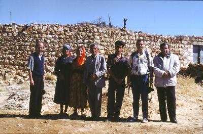 In Harabale - im Jahr 1995