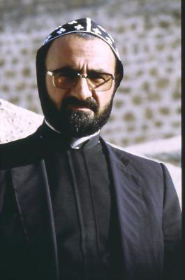 Der Abt Samuel Aktas - im Jahr 1984