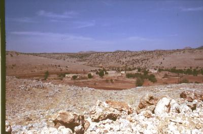 Blick auf Baksyan