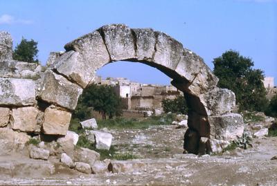 Vorchristliche Überreste