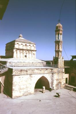 Die Marienkirche in Hah aus dem 5. Jhd.n.Chr.