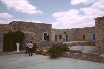 Kloster Mar Melki - im Jahr 1995