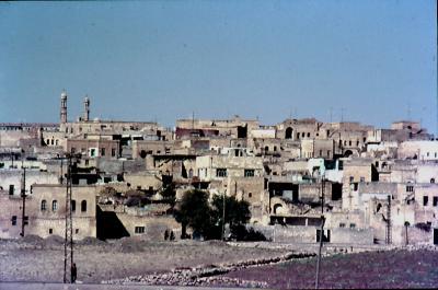 Mydiat, die größte Stadt im Tur Abdin