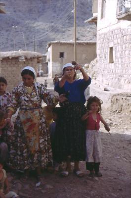 In Hassana wird gesponnen